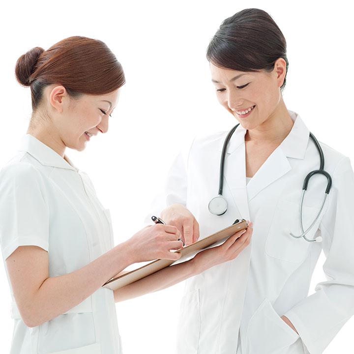 医師のサポートと患者さんのケアが看護師の仕事